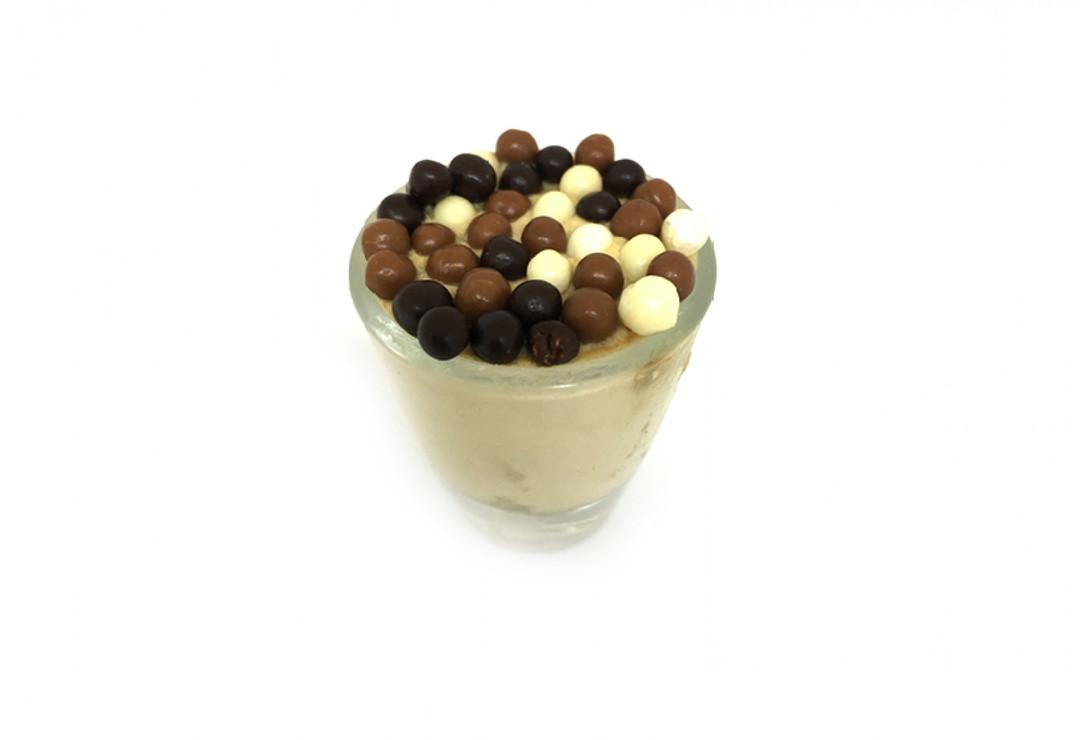 Mini glaasje tiramisu - Bakeronline