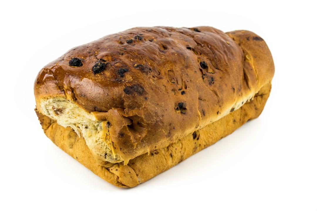 Rozijnenbrood - Bakeronline