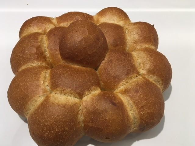 Bloemetje wit zonder zaadjes - Bakeronline