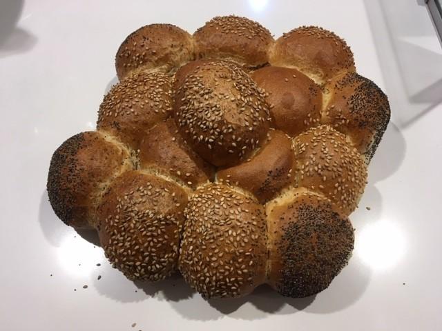 Bloemetje gemengd met zaadjes - Bakeronline