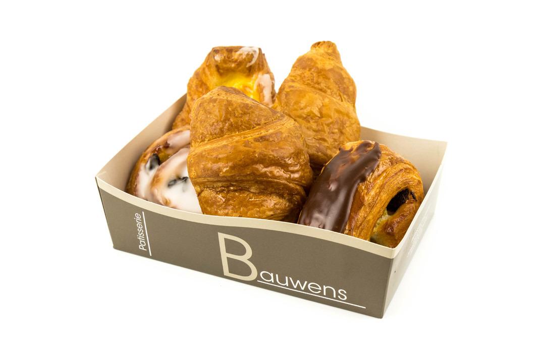 Doosje met 6 minikoekjes - Bakeronline