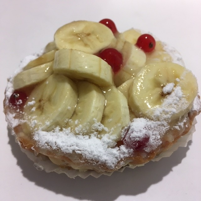Bananentaartje - Bakeronline