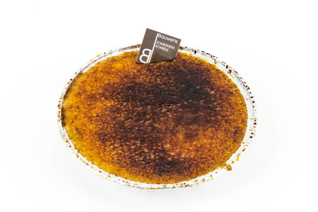 Crème brûlée schaaltje - Bakeronline