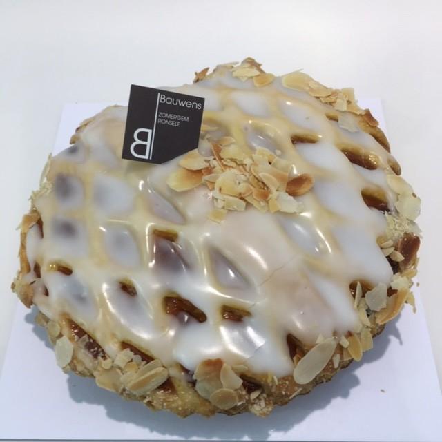 Frangipanetaart - Bakeronline