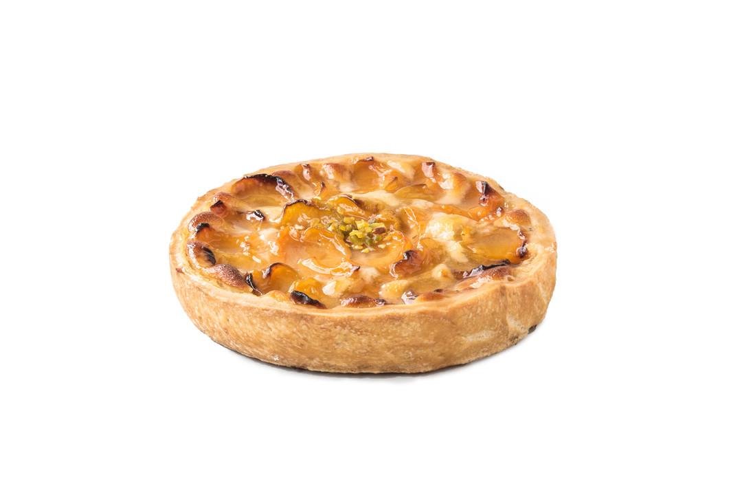 Abrikozentaart - Bakeronline