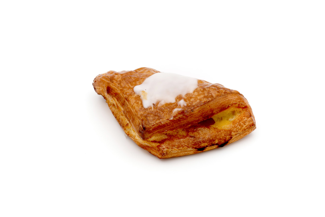 Driehoek met crèmevulling - Bakeronline