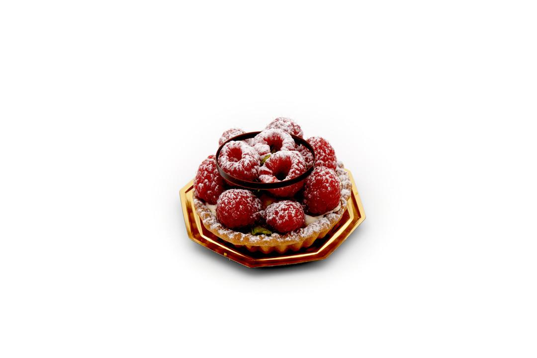 Frambozen gebakje (seizoen) - Bakeronline