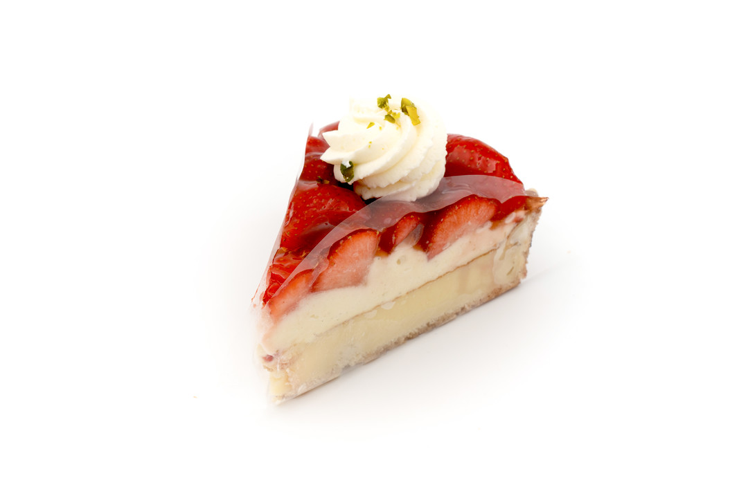 Stuk aardbeien - Bakeronline