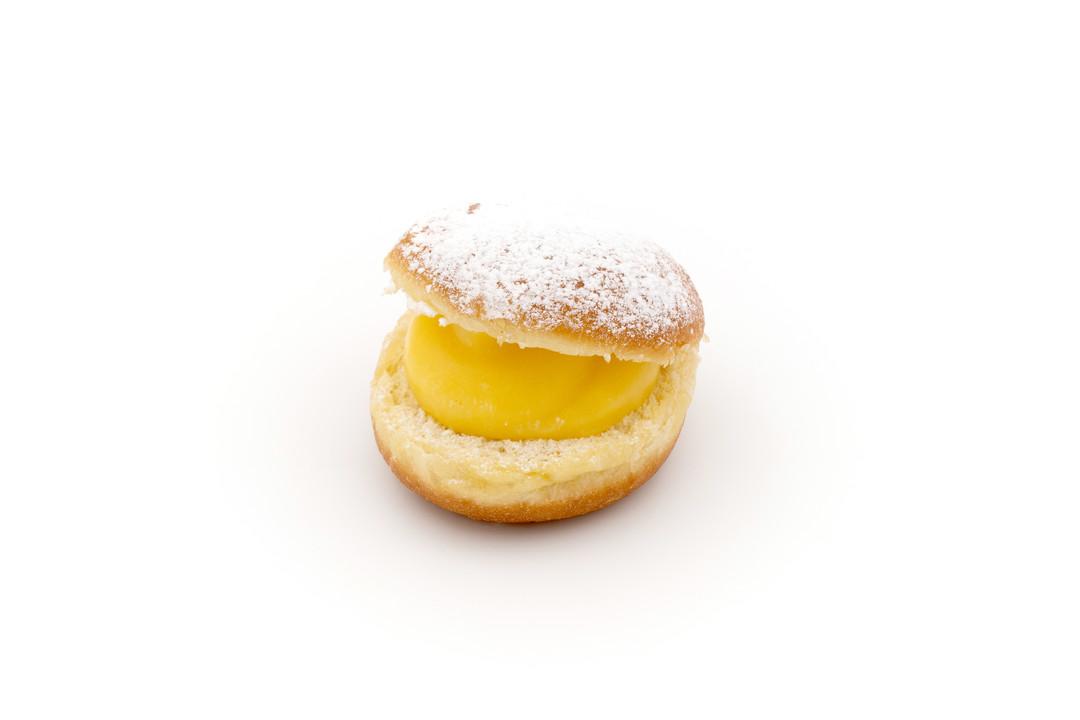 Berlijnse bol crème - Bakeronline